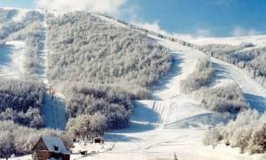 Κακοκαιρία: Το έστρωσε στα χιονοδρομικά – Δείτε LIVE εικόνα