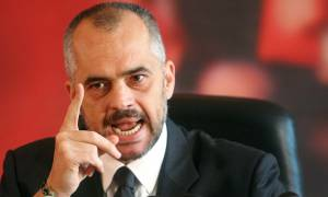 Προκαλούν οι Αλβανοί: Θέμα Τσαμουριάς θέτει πάλι ο Έντι Ράμα