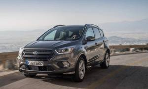 Nέο Ford Kuga: Αναβαθμισμένο σφαιρικά και με κινητήρα diesel 1.500 κυβικών
