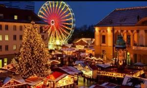 Χριστούγεννα… μαγεία στο Βερολίνο (pics)