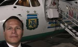 Κολομβία: Τραγική ειρωνεία–Ο πατέρας του πιλότου είχε επίσης πεθάνει σε αεροπορικό δυστύχημα (Pics)