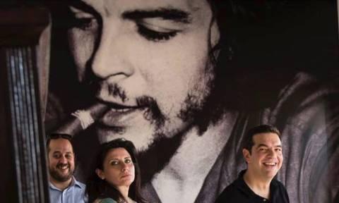 Το twitter «γλεντάει» τον Τσίπρα για το ταξίδι στην Κούβα