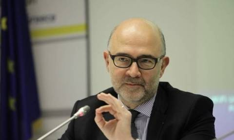 We are not here to impose further austerity on Greece, Moscovici says