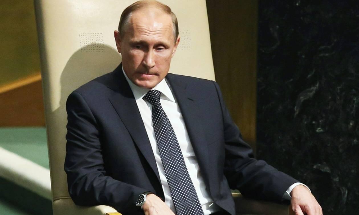 Έξαλλος ο Πούτιν με Ερντογάν – Ο «πόλεμος» ξεκίνησε!