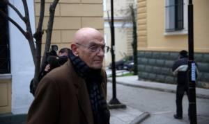 Ζήγρας για Τσοχατζόπουλο: Ξόδευε πάνω από 2,5 εκατ. ευρώ για να έχει βουλευτική ασυλία