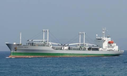 Πειρατεία με ομήρους σε πλοίο ελληνικών συμφερόντων
