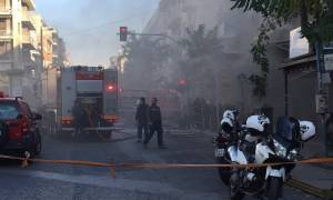 Ένας αγνοούμενος από την έκρηξη στην πλατεία Βικτωρίας