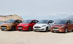 Το νέο Ford Fiesta θα έχει αναβαθμισμένη εμφάνιση και έκδοση active crossover