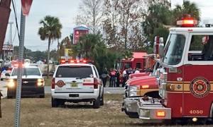 Συναγερμός στις ΗΠΑ: Ομηρία σε τράπεζα της Φλόριντα (pics+vid)
