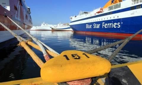 ΠΡΟΣΟΧΗ - Απεργία ΠΝΟ: Έδεσαν κάβους τα πλοία για δύο μέρες