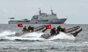 Παίζει με την φωτιά η Τουρκία: Θέλει το μισό Αιγαίο