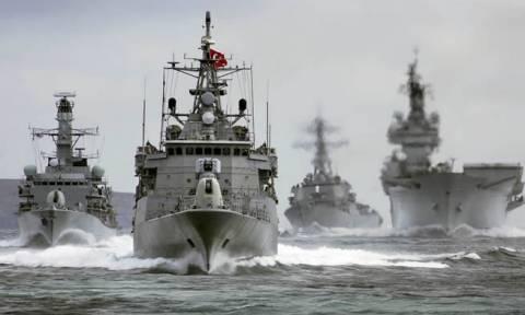Σε επιφυλακή οι Ένοπλες Δυνάμεις: Σκηνικό πολέμου στήνουν οι Τούρκοι