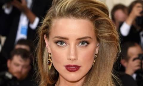 Amber Heard: Έκανε στα μαλλιά της την αλλαγή που δεν περιμέναμε με τίποτα!