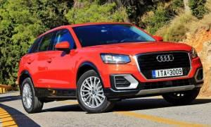 Με το φιλόδοξο Q2 η Audi διευρύνει τη γκάμα των SUV της προς τα κάτω