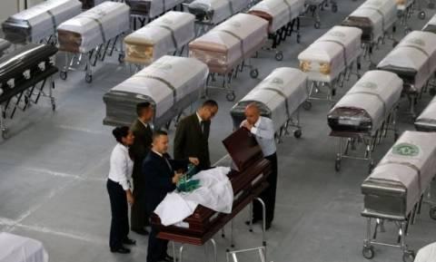 Chapecoense plane crash: Team's home town gathers for memorial service