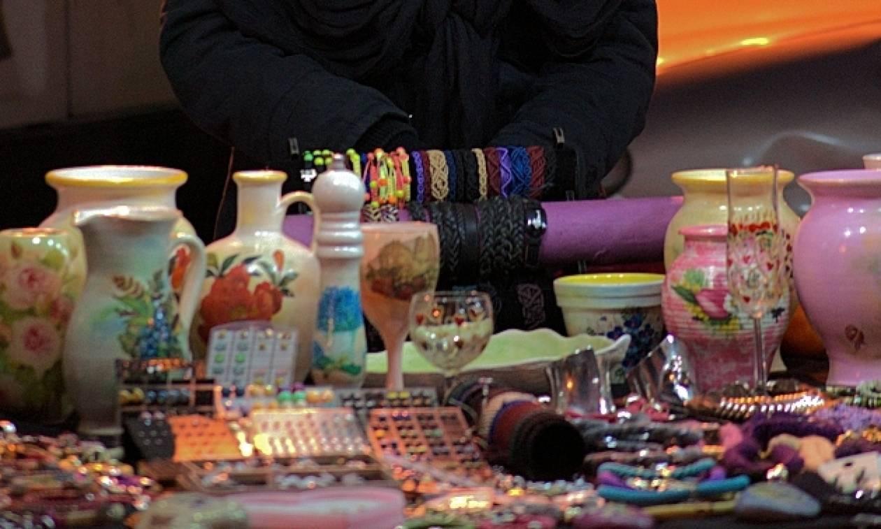 Θεσσαλονίκη: Νέα επιχείρηση για την απομάκρυνση παράνομων πωλητών