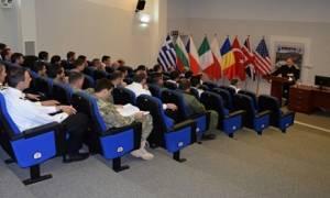 Επίσκεψη Αρχηγού ΓΕΝ στο Ναύσταθμο Κρήτης
