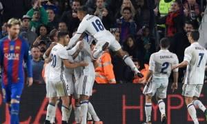 Μπαρτσελόνα-Ρεάλ Μαδρίτης: Ο Ράμος «δάγκωσε» στο 90΄!