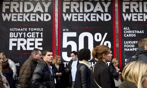 Πρώτη φορά «Black Friday»: Οι Έλληνες δεν ανταποκρίθηκαν, μικρά τα ποσοστά έκπτωσης