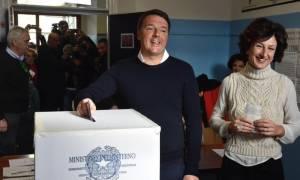 Δημοψήφισμα Ιταλία: Μεγάλη ήττα του Ρέντσι σύμφωνα με τις πρώτες εκτιμήσεις