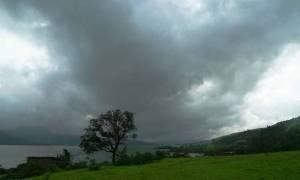 Καιρός: Με συννεφιά και βροχές η Δευτέρα - Δείτε πού και πότε θα βρέξει (pics)