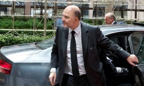 Eurogroup LIVE - Μοσκοβισί: Συμφωνία σήμερα για την ελάφρυνση του ελληνικού χρέους (vid)