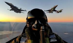 Συναγερμός στο Αιγαίο - Σκληρές αερομαχίες ελληνικών μαχητικών με τουρκικά F-16