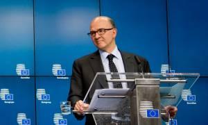 Μοσκοβισί: Κλείνει η αξιολόγηση - Έρχονται νέα μέτρα