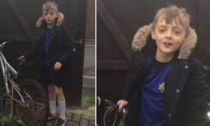 Ληστές επέστρεψαν σε 9χρονο το ποδήλατό του μετά την σπαρακτική έκκληση της μητέρας του!