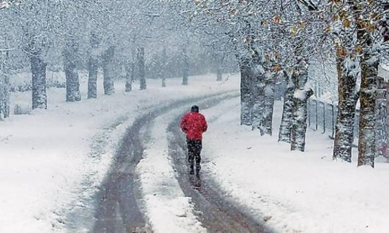 Καιρός: Η ΕΜΥ προειδοποιεί - Έρχονται (ξανά) χιόνια - Δείτε πότε και πού θα χιονίσει