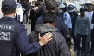 Ελληνική Αστυνομία: 1.079 αλλοδαποί επέστρεψαν στις χώρες καταγωγής τους τον Νοέμβριο