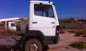 Μυτιλήνη: Ανήλικοι έκλεβαν ένα φορτηγό τη μέρα!