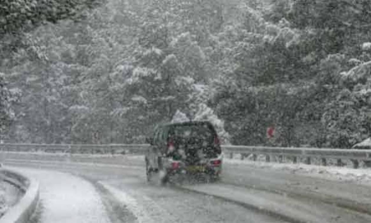 Καιρός: Νέο κύμα κακοκαιρίας θα «χτυπήσει» τη χώρα - Χιόνια και στην Αττική σήμερα