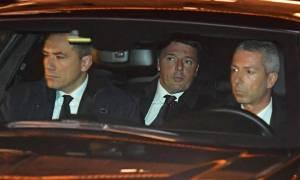 Δημοψήφισμα Ιταλία: Αυτή είναι η ημερομηνία που ο Ματέο Ρέντσι θα παραιτηθεί