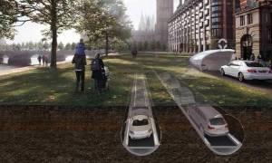 Eίναι το Cartube το μέλλον των αστικών μετακινήσεων με αυτοκίνητο;