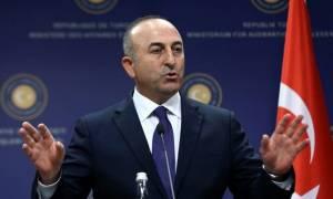 Τσαβούσογλου προς Ελλάδα: Εκδώστε «εδώ και τώρα» τους Τούρκους στρατιωτικούς