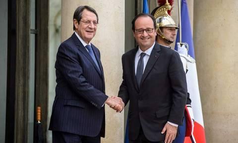 Επίσκεψη στην Κύπρο θα πραγματοποιήσει την Παρασκευή (9/12) ο Φρανσουά Ολάντ