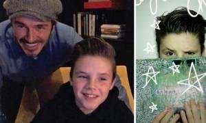 Cruz Beckham: Το viral χριστουγεννιάτικο τραγούδι του και οι αποκαλύψεις για τους γονείς του