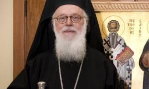 Επίτιμος δημότης Καλαμάτας ο Αρχιεπίσκοπος Αλβανίας Αναστάσιος