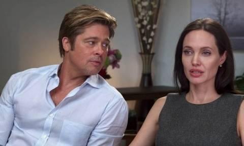 Στη δημοσιότητα τα έγγραφα του διαζυγίου Jolie-Pitt