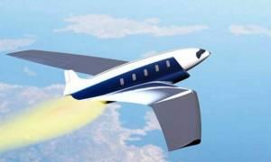 Απίστευτο: Αυτό είναι το αεροπλάνο που θα κάνει Λονδίνο – Νέα Υόρκη σε 20 λεπτά! (video)