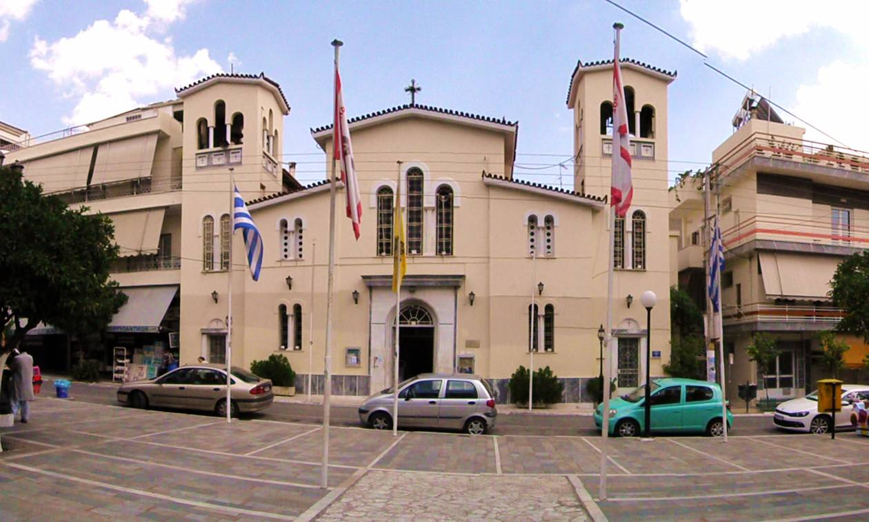 Aναβάθμιση του Ιστορικού Κέντρου της Νίκαιας