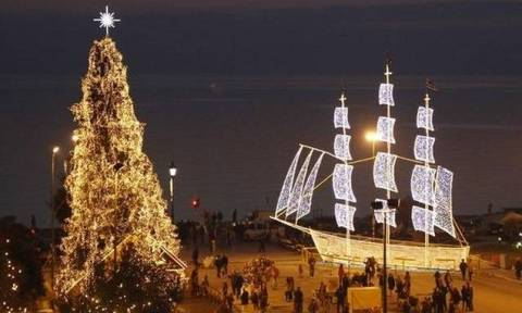 Δήμος Θεσσαλονίκης: Σήμερα τα εγκαίνια των εκδηλώσεων για τα Χριστούγεννα