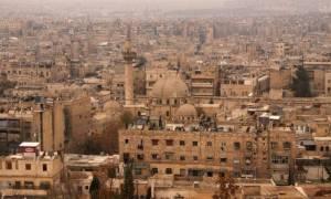 Συρία: Βίντεο από drone αποτυπώνει το σκηνικό της καταστροφής στο Χαλέπι