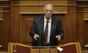 Προϋπολογισμός 2017 – Λεβέντης: Λέγατε ότι θέλετε κούρεμα χρέους και μη σας πω τι πήρατε…