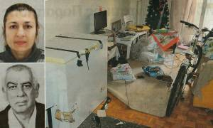 Σοκ: Aυτή είναι η Βουλγάρα γυναίκα - «αράχνη» που σκότωσε και κατέψυξε τον άντρα της