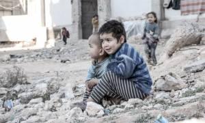 Unicef: Όλα τα παιδιά στο Χαλέπι υποφέρουν από ψυχολογικά τραύματα