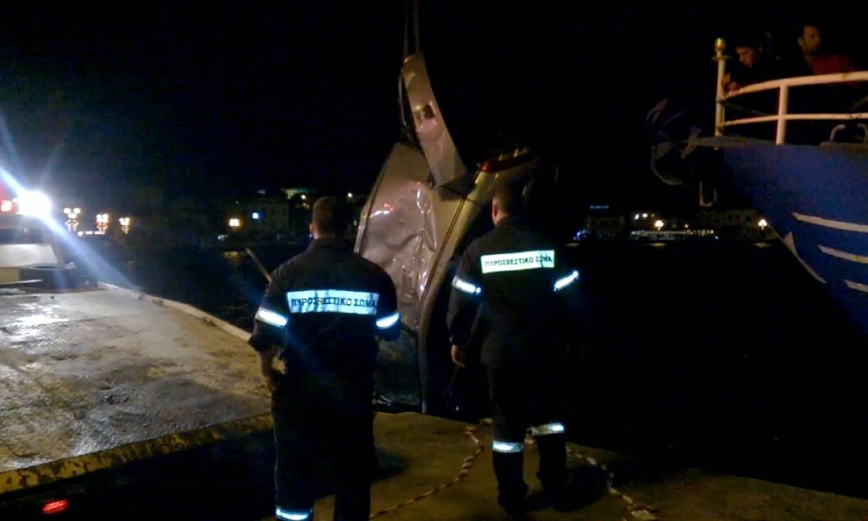 Ασύλληπτη τραγωδία με δυο έφηβους στη Μυτιλήνη (photo-video)