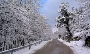 Η ΕΜΥ προειδοποιεί - Καιρός (ξανά) για χιόνια - Δείτε σε ποιες περιοχές θα χιονίσει σήμερα