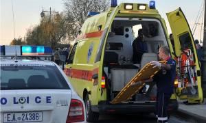 Σοβαρό τροχαίο στη Θεσσαλονίκη με τέσσερις τραυματίες (pics)